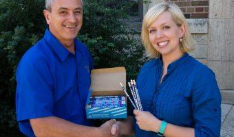 Wincraft Pencil Donation