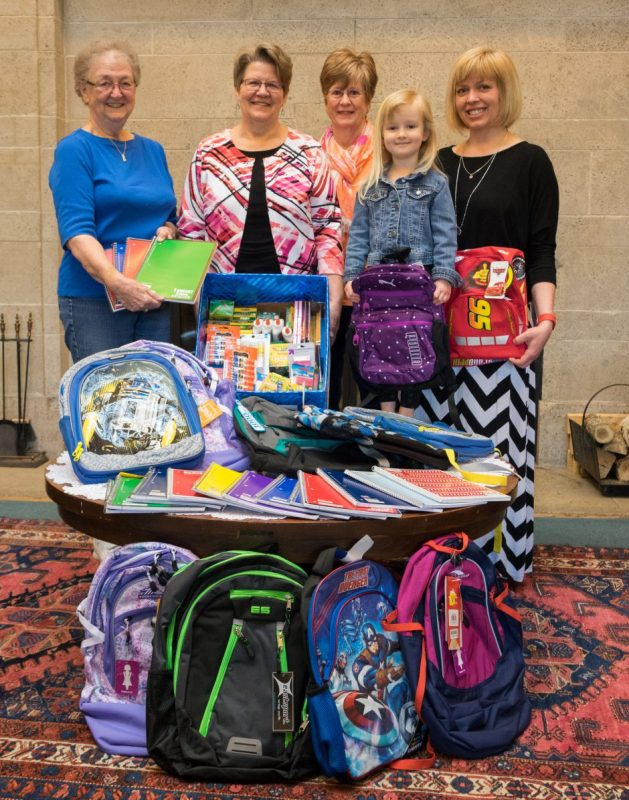 First Congregational Church donation