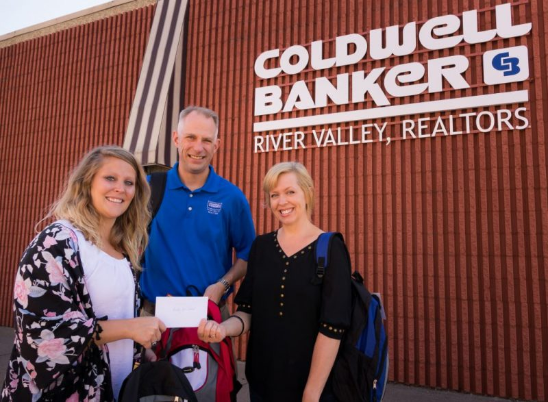 Coldwell Banker Donation