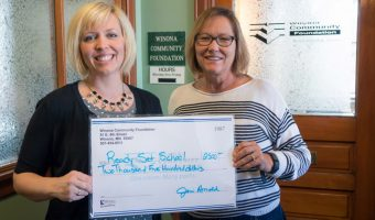 Winona Community Foundation Grant