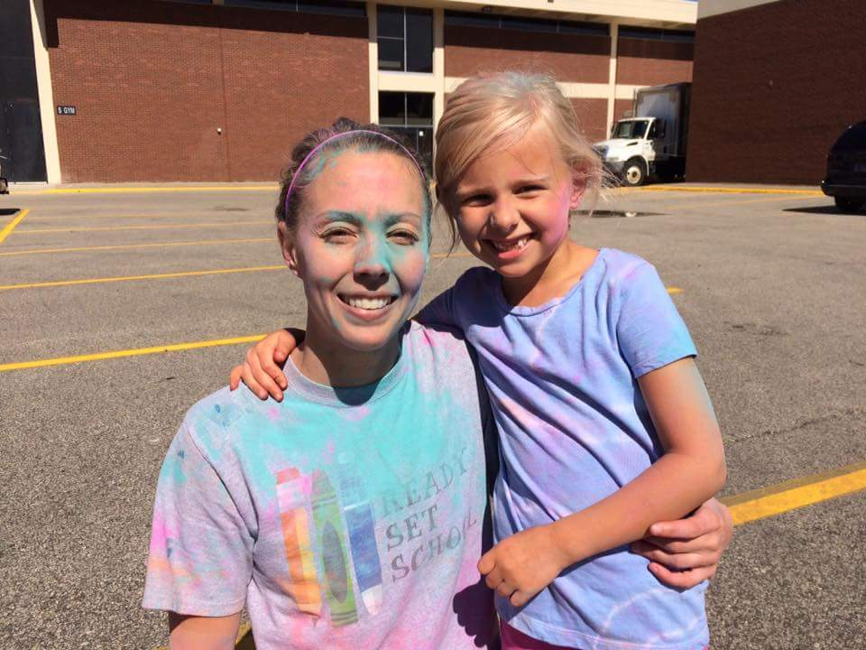 WSHS Color Run Fundraiser | Ready Set School