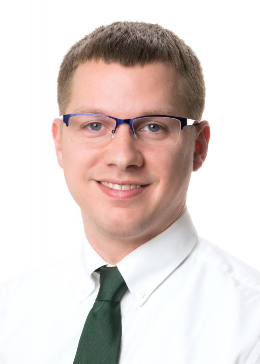 Blake Koebke, Board Vice President